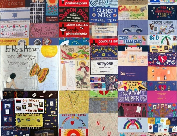 AIDS Memorial Quilt Will Be On Display At NYU
