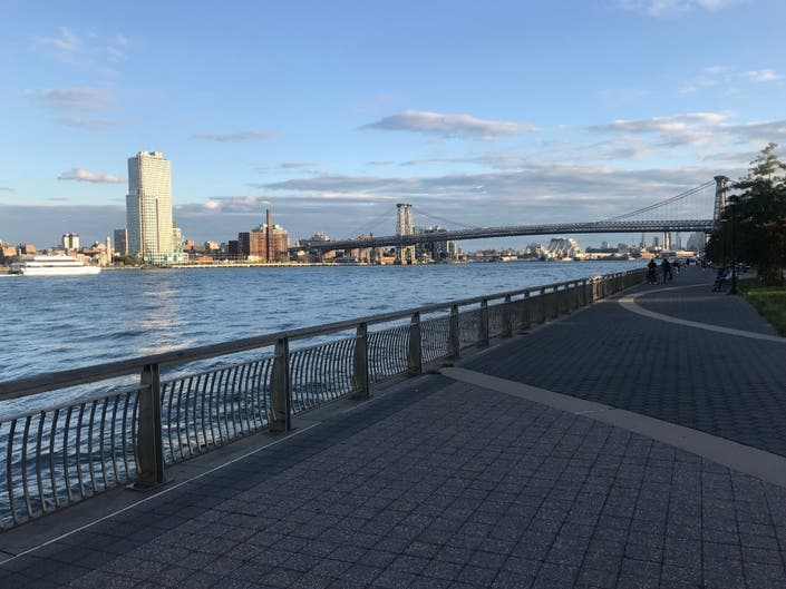 East Siders Will Rally Against East River Park Resiliency Plan