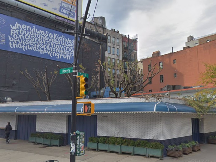 Developer Shells Out $60M For B Bar On Bowery, Records Show