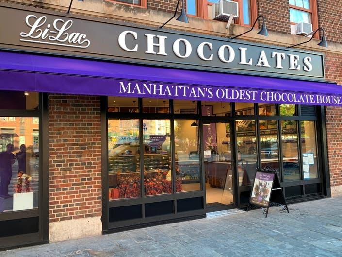 Li-Lac Chocolates Returns To W Village With 23 Cent Chocolates