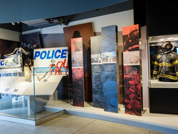 9/11 Tribute Museum May Close Greenwich St Location, Report Says