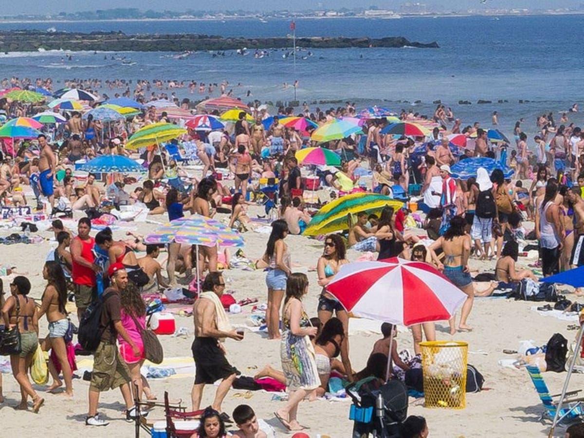 Rockaway Beach To Reopen After Senator