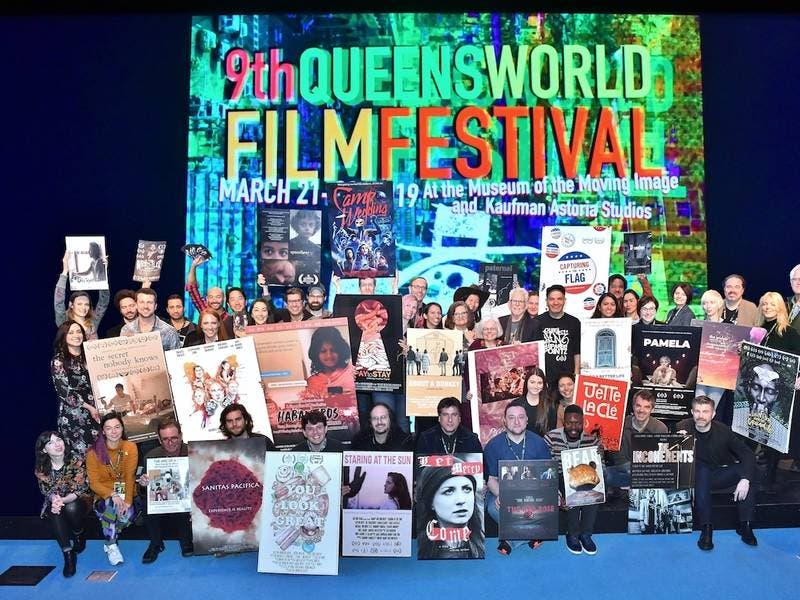 The 2019 Queens World Film Festival will screen more than 200 films from March 21-31.