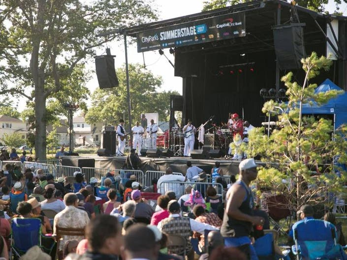 SummerStage Queens Lineup: Free Concerts In 2019