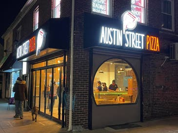 New Pizzeria Opens On Austin Street In Forest Hills | Forest Hills, NY Patch