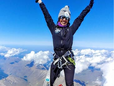 Patricia E. Alcivar wants to be the first Queens resident to climb the Seven Summits.