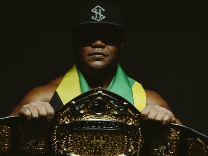 Boston Wrestler Slyck Wagner Brown Becomes Music Ambassador