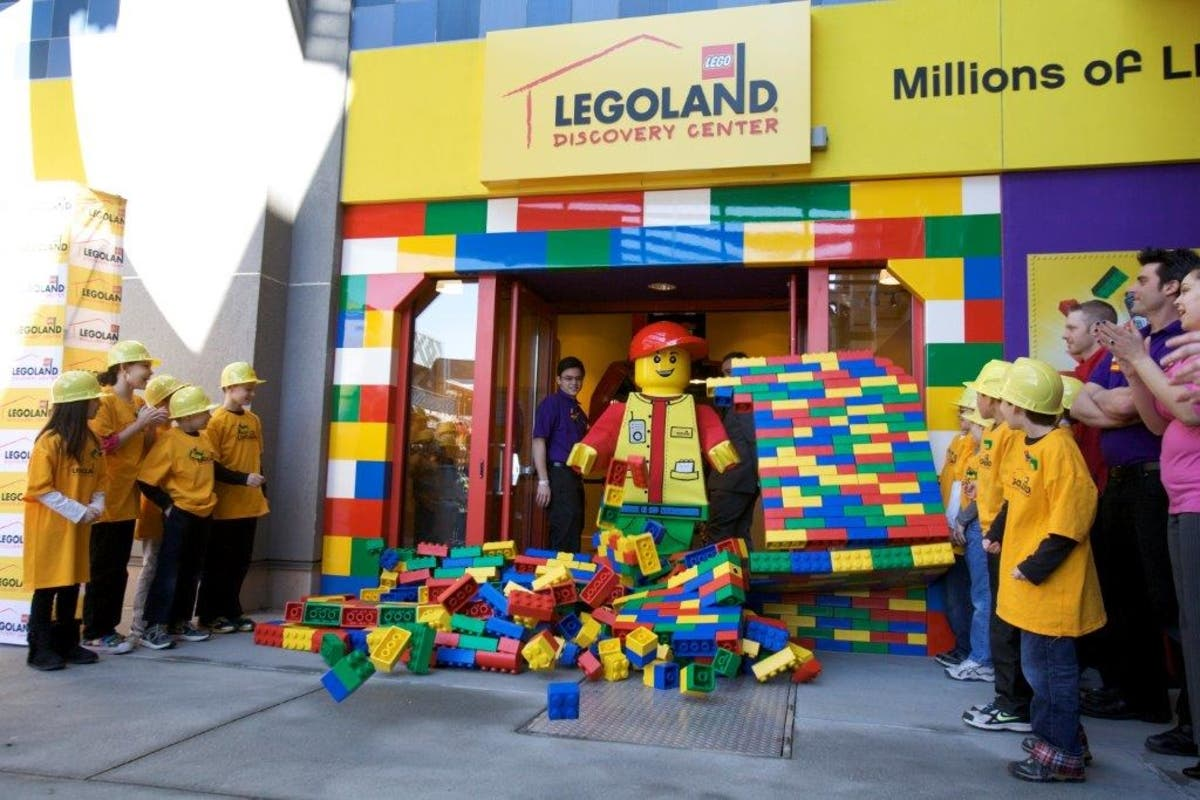 Dance and Discover at LEGOLAND Discovery Center this ...