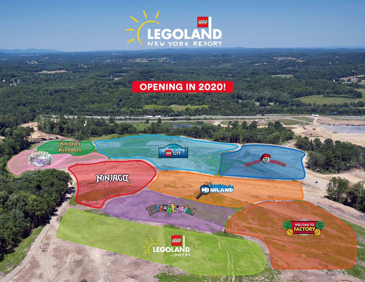 Getting Ready for LEGOLAND® New York Resort!   Upper East ...