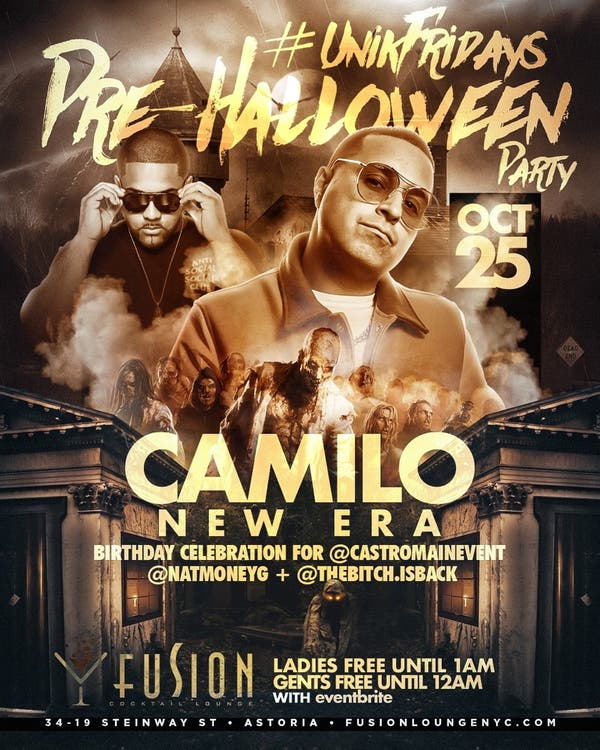 Oct 25 Friday October 25th 2019 Halloween Party 2019 At
