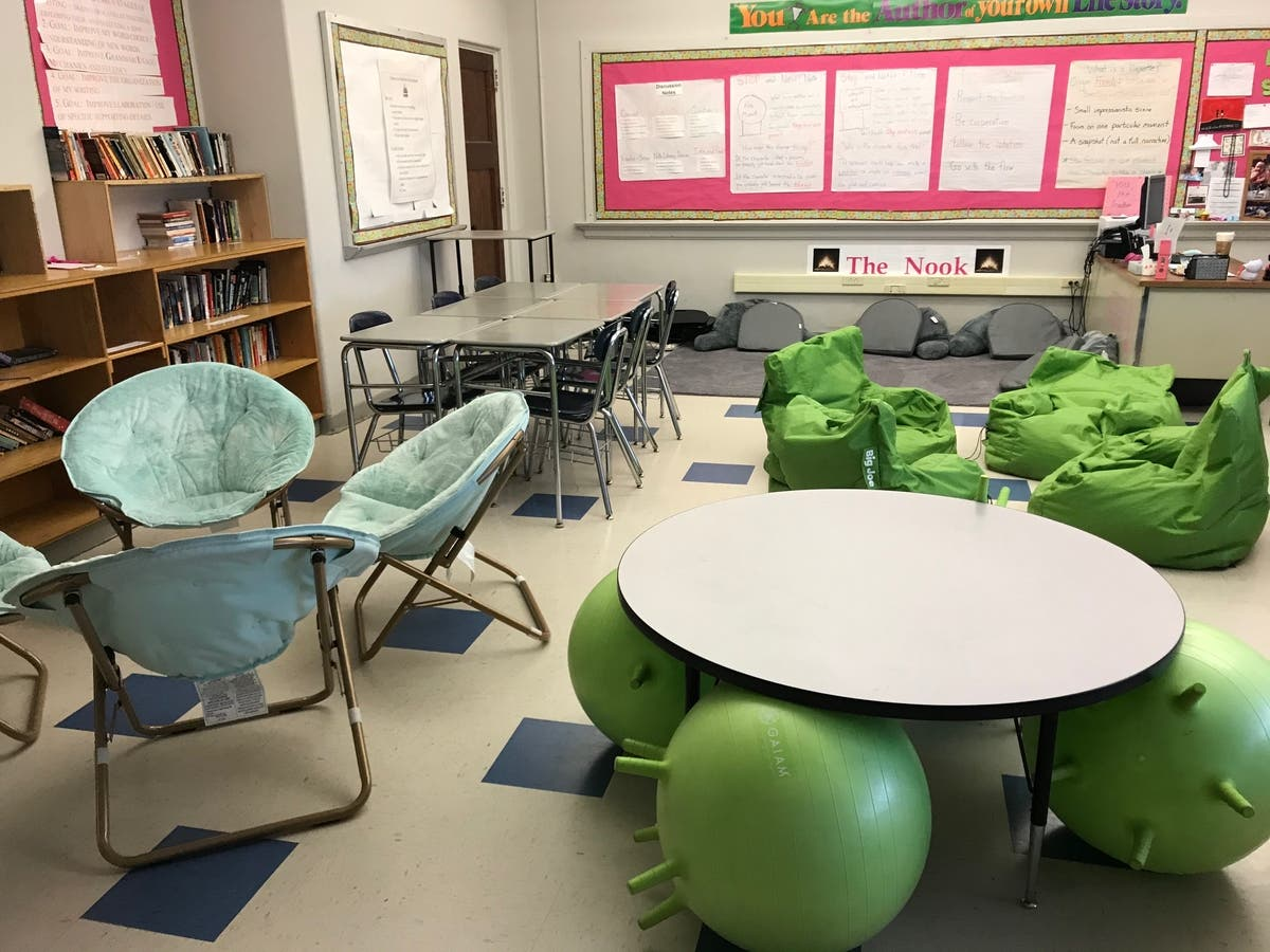 Flexible Seating Creating A Classroom Of Opportunity Fairfield Ct Patch