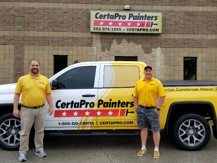 CertaPro Painters Franchisees Joined Forces to Build Success