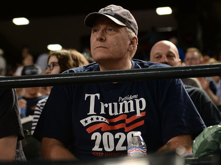 President Trump Backs Curt Schilling Bid For Congress: PM Patch