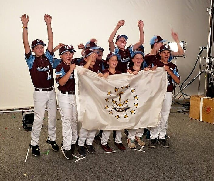 Barrington Little League Wins First World Series Game