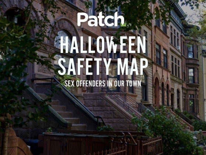Merrimack Nh Halloween 2020 Merrimack NH 2019 Halloween Sex Offender Safety Map | Merrimack