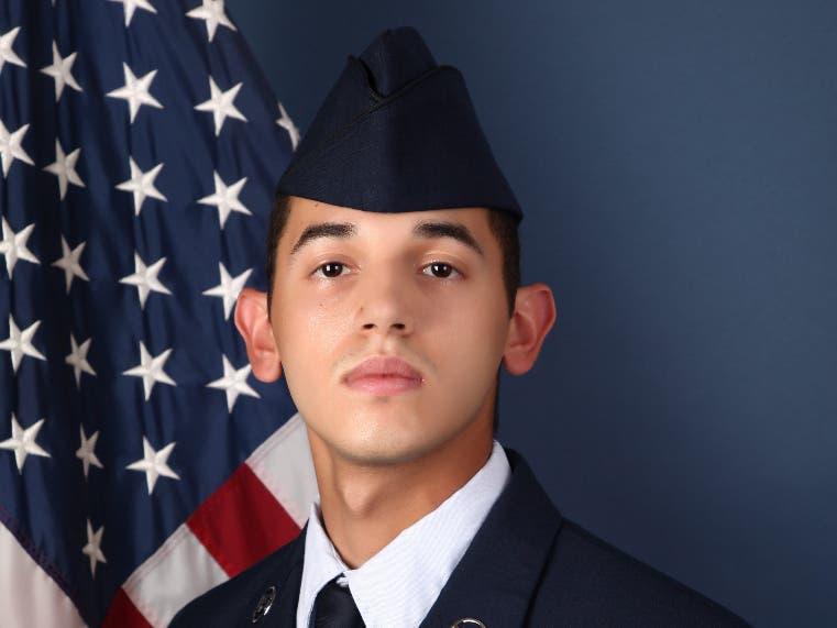 Peabody Alumnus To Graduate From U.S. Air Force Basic Training