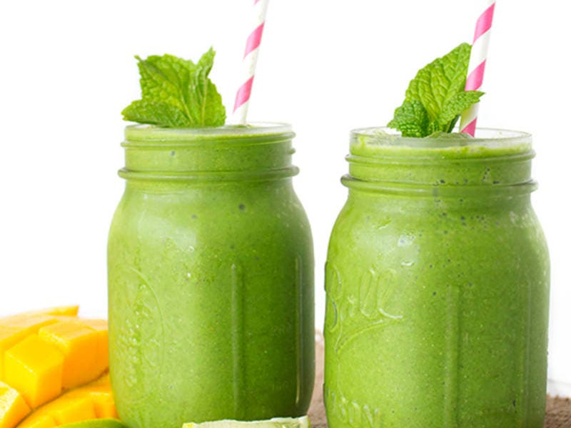 7 Easy Green Smoothie Recipes for Rapid Weight Loss
