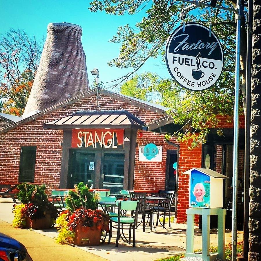 Stangl Factory A Hidden Treasure In Flemington Nj Flemington Nj Patch