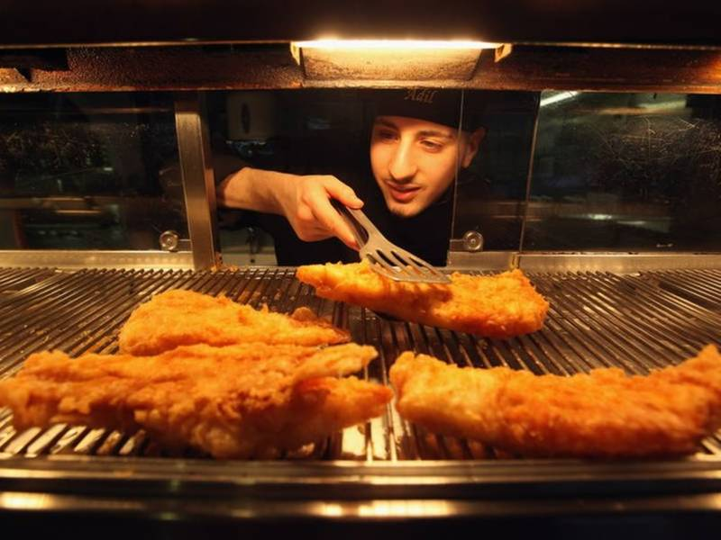Lenten Fish Fry Hosted By Canton Church On Fridays