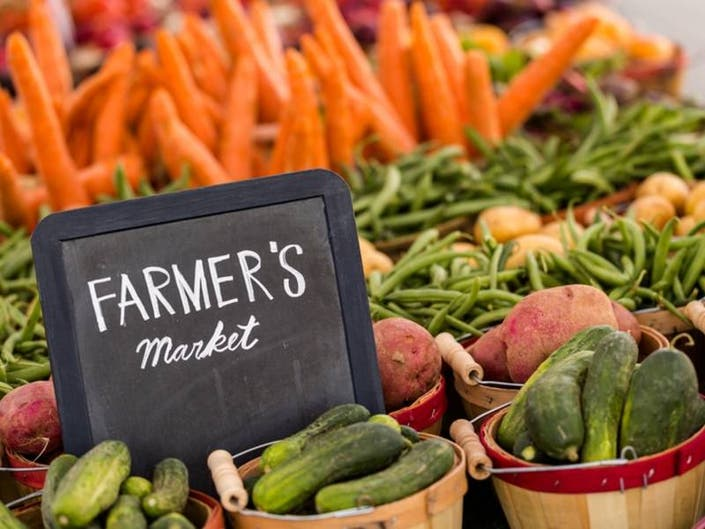 Roswell Farmers, Artisian Market Returns This Weekend
