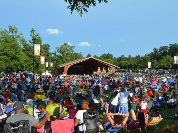 Summer Concert Series Announced For Mark Burkhalter Amphitheater