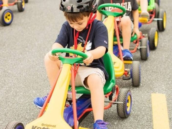 Cherokee Safety Town Teaches Kids About Summer Risks