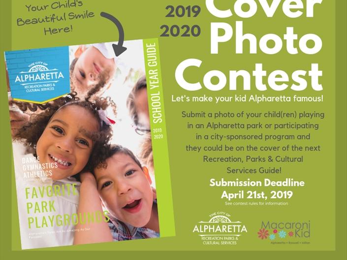 Alpharetta Launches Cover Kids Photo Contest