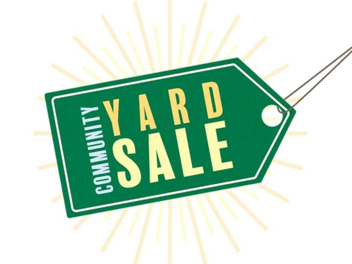 Forsyth Parks & Rec To Host Community Yard Sale April 27