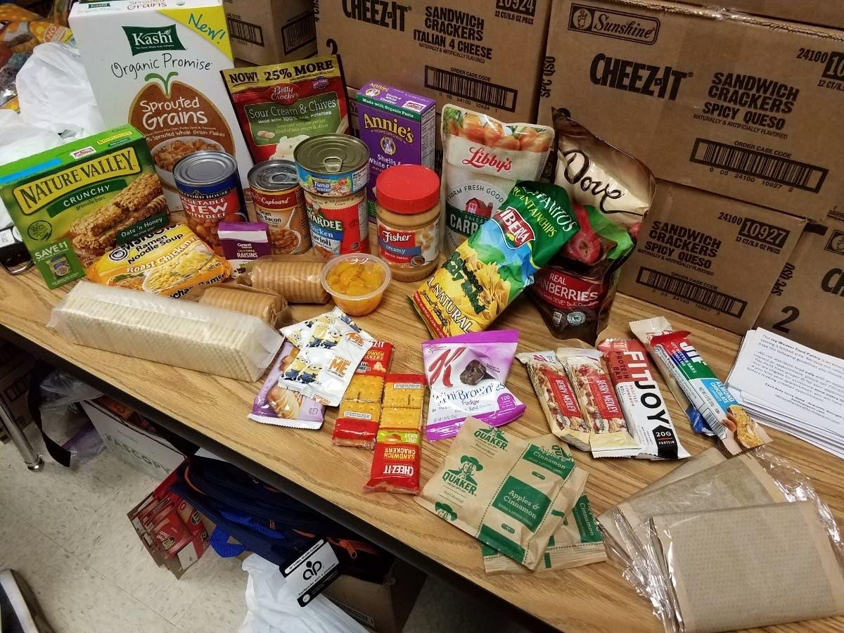 Cherokee Woman Feeds Hundreds Of Kids Through Food Pantries
