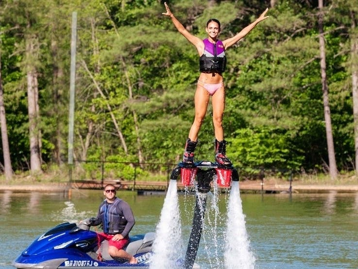Airbnb Of Boats' Offers Rentals On Lake Lanier This Summer