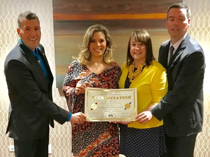 Cherokee Adult Detention Center Earns National Accreditation