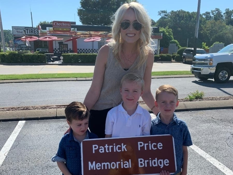 Woodstock Bridge Dedicated In Honor Of GA Parole Board