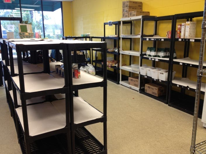 Meals By Grace Seeking Donations To Fill Food Pantry Shelves
