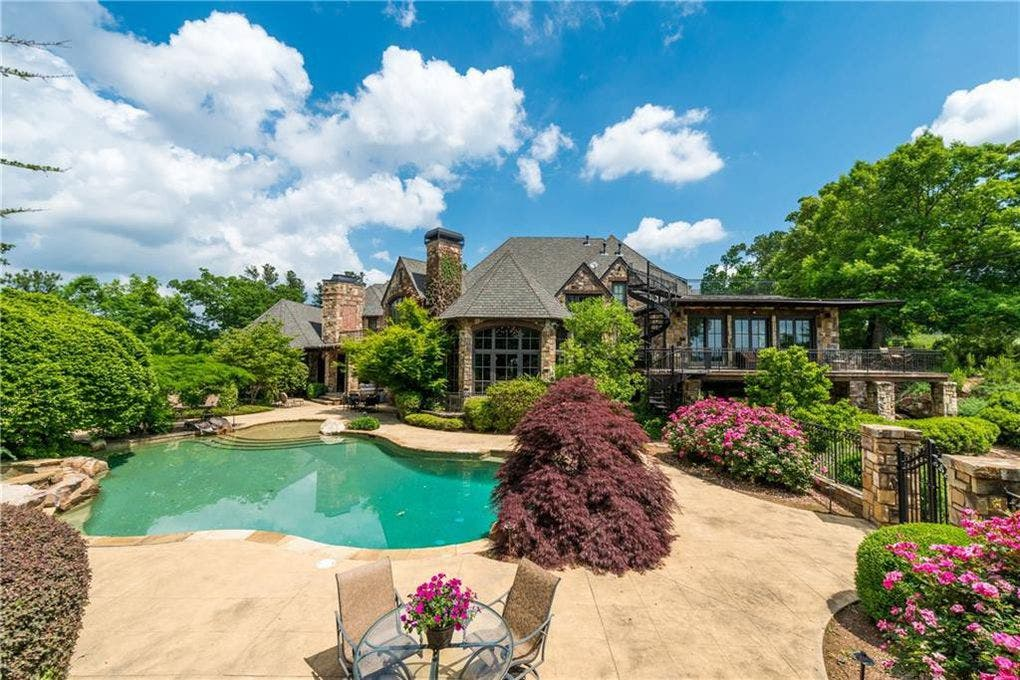 Top 5 Largest Homes For Sale In Georgia Duluth Ga Patch