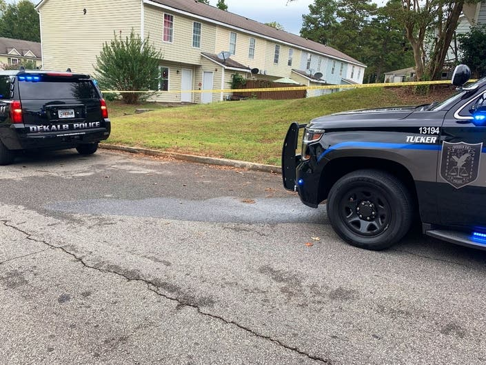 DeKalb K9 Shot After Suspicious Call In Stone Mountain