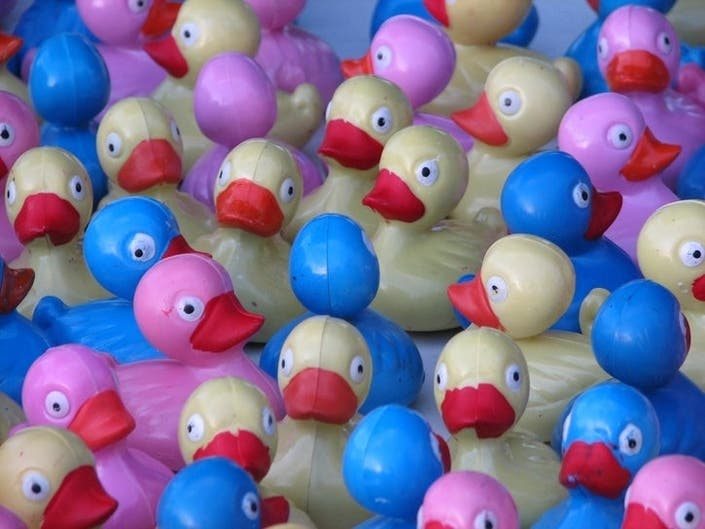 Rubber Duck Race Fundraiser Saturday For Keep Roswell Beautiful