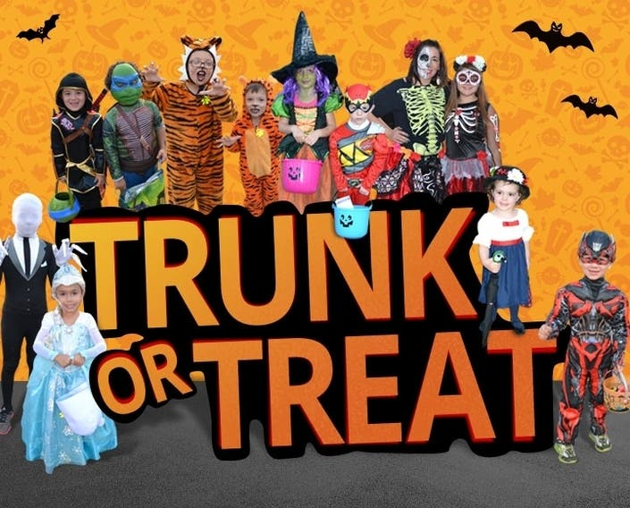 Trunk Or Treat Safety Event Saturday At Cumming Fairgrounds