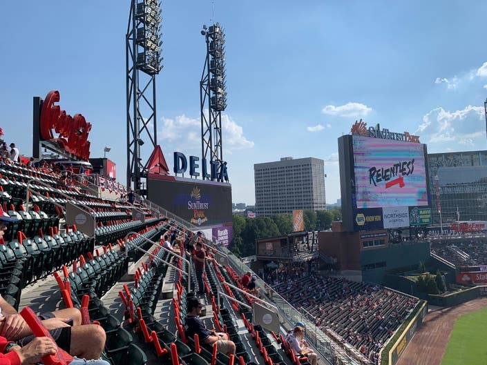Braves Fans Rally Around Petition To Keep The Chop