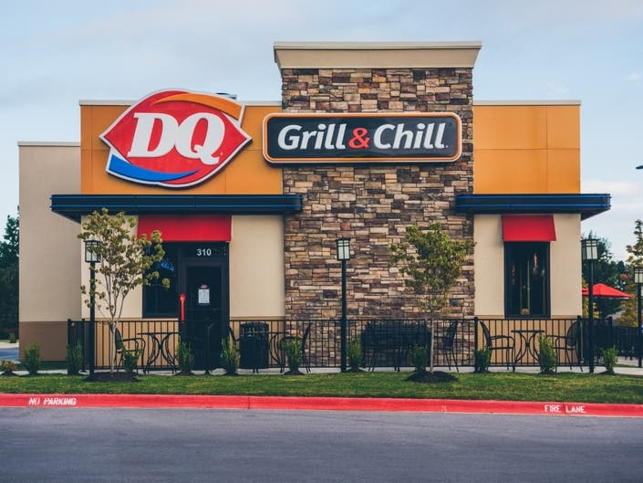 DQ Grill & Chill Restaurant Opens In Woodstock