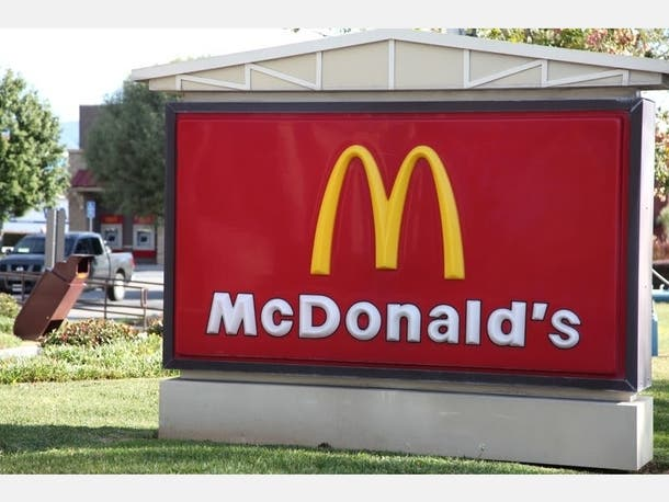 McDonald's To Give Free Meals To Front-Line Workers In ...
