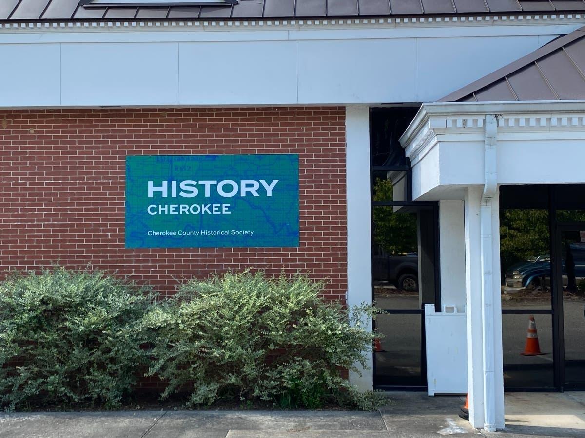 Cherokee County Historical Society Unveils New Brand Identity