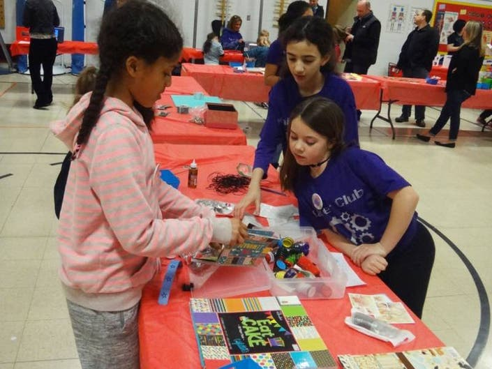 District 303 Hosts Fourth Annual School Maker Faire