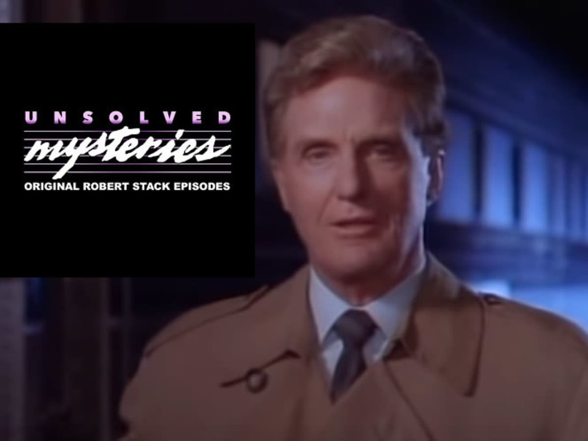 Robert Stack is Back - FilmRise uploads Unsolved Mysteries