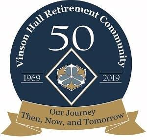 Jun 22 Vinson Hall Retirement Community Celebrates 50