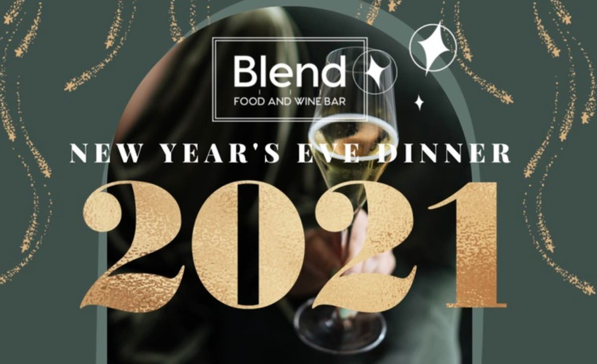 Dec 31 | New Year's Eve Indoor/Outdoor or Carryout Dinner | Vienna, VA Patch