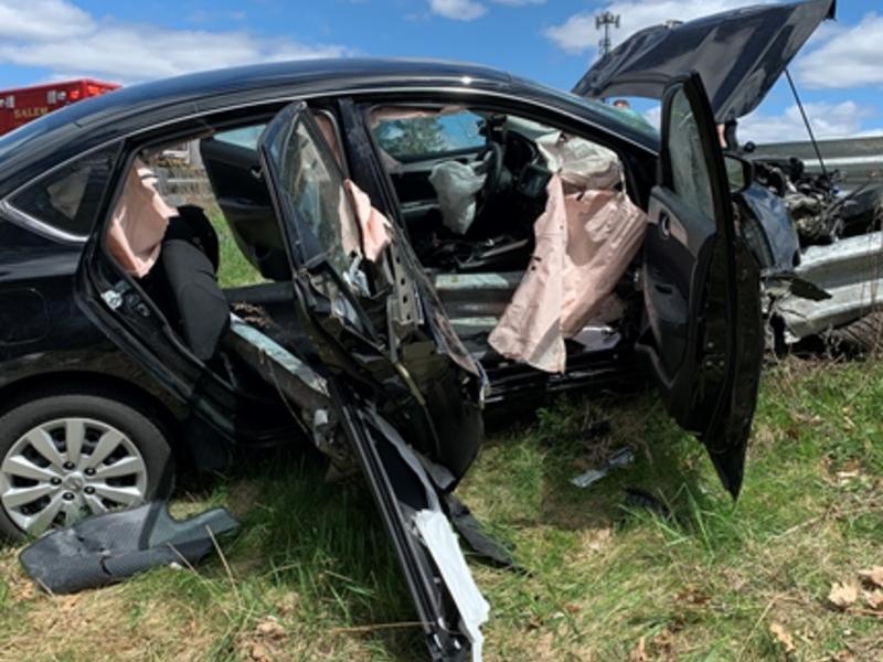 Massachusetts Man's Leg Severed In I-93 Accident In Salem | Salem