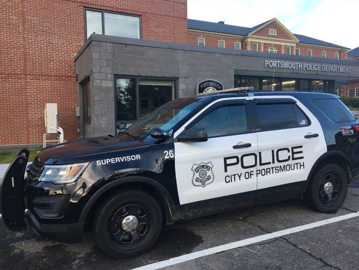 Portsmouth Police Log: Truck Strikes Utility Pole
