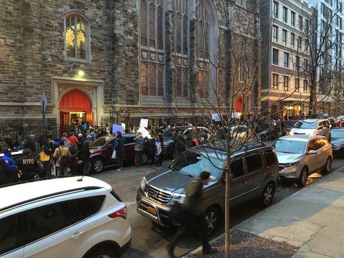 Rally For Universal Rent Control Rocks Harlem