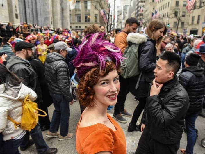 NYC Easter Bonnet Parade: Start Time, Route, Weather Forecast