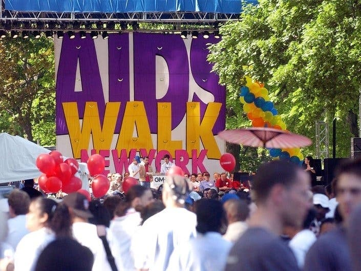 NYC AIDS Walk 2019: Event Schedule, Route, Street Closures